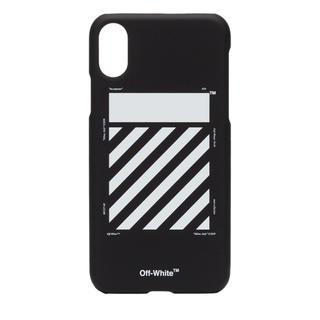 オフホワイト(OFF-WHITE)のOFF-WHITE IPHONE CASE X/XS IPHONEケース (iPhoneケース)