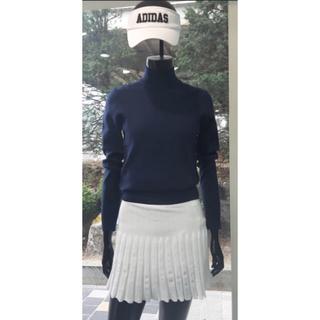 アディダス(adidas)の☆ADIDAS GOLF☆新品/正規/タグ付き シンプル オシャレなニット(ウエア)