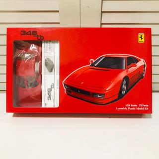 フェラーリ(Ferrari)のフジミ模型 フェラーリ F348tb 1/24 Ferrari プラモデル(模型/プラモデル)