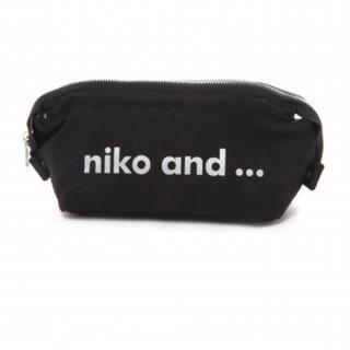 ニコアンド(niko and...)のニコアンド ポーチ(ポーチ)