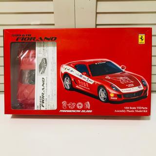 フェラーリ(Ferrari)のフジミ フェラーリ 599 パンアメリカン 1/24 Ferrari プラモデル(模型/プラモデル)