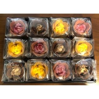 ★店舗限定 大人気★TOKYOチューリップローズ チューリップローズ 12個入り(菓子/デザート)