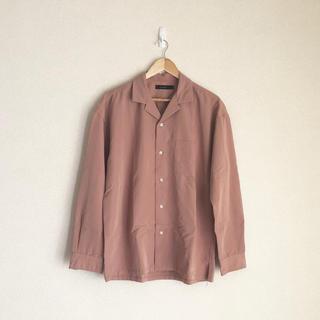 RAGEBLUE - 【RAGEBLUE】オープンカラーシャツ