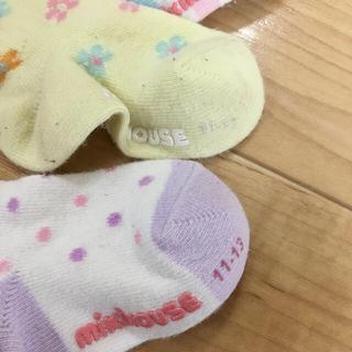 ミキハウス(mikihouse)の専用 靴下(その他)