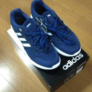 adidas - 【新品、未使用】アデイダススニーカー(ジョギングシューズ)