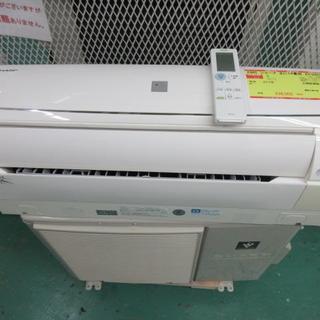 シャープ(SHARP)のK865 シャープ 中古エアコン 主に14畳用 冷4.0kw/暖5.0kw(エアコン)