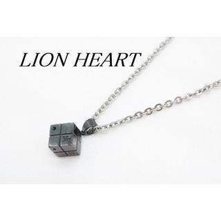 LION HEART - 【R-836】LION HEART ライオンハート キューブ ネックレス