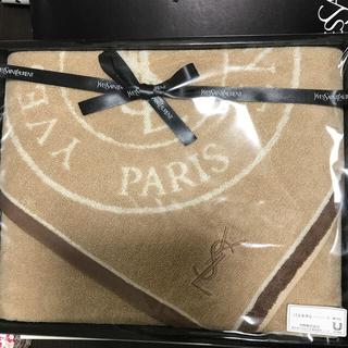 イヴサンローランボーテ(Yves Saint Laurent Beaute)のYSL バスタオル(タオル/バス用品)