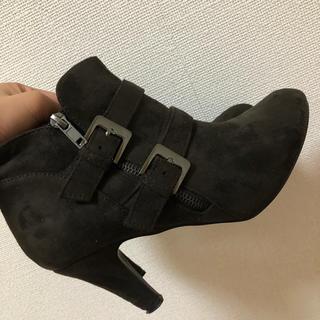 シマムラ(しまむら)のしまむら スウェードブーツ L(ブーツ)