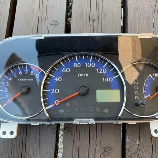 ダイハツ - ダイハツ  ムーブMOVE 175系純正スピードメーター