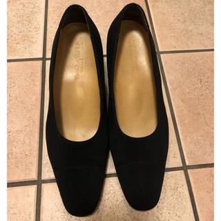 ワコール(Wacoal)のWacoal Foot Wear パンプス ブラック 24cm(ハイヒール/パンプス)