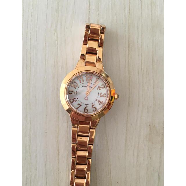 ウェルダー 時計 偽物見分け方 - Angel Heart - エンジェルハート腕時計 ピンクゴールドの通販