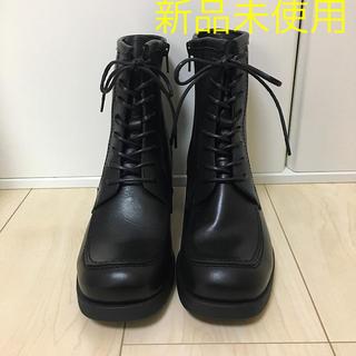 アシナガオジサン(あしながおじさん)のレースアップ ブーツ(ブーツ)