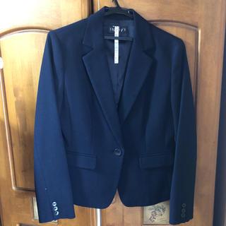 インディヴィ(INDIVI)のINDIVI 紺色スーツ(スーツ)