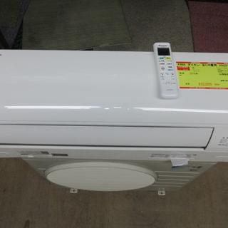 ダイキン(DAIKIN)のK866 ダイキン 中古エアコン 主に6畳用 冷2.2kw/暖2.2kw(エアコン)