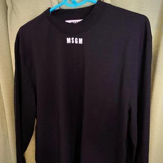 エムエスジイエム(MSGM)のMSGM ロンT (Tシャツ/カットソー(七分/長袖))