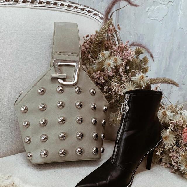 eimy istoire(エイミーイストワール)のdarich  ノベルティ バック 名古屋限定 レディースのバッグ(ハンドバッグ)の商品写真