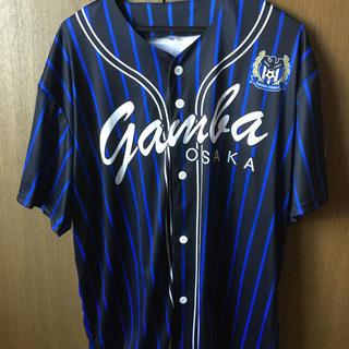 ガンバ大阪 金Jベースボールユニフォーム