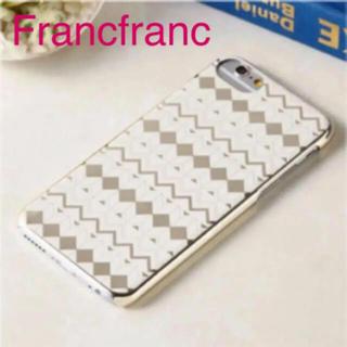 フランフラン(Francfranc)のフランフラン  新品iPhonケース(iPhoneケース)