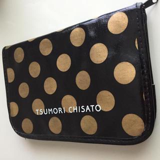 ツモリチサト(TSUMORI CHISATO)のパスポートケース  ツモリチサト(旅行用品)