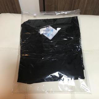 シロ(shiro)のsiro スカイコット ロング ブラック 新品未使用(Tシャツ(長袖/七分))