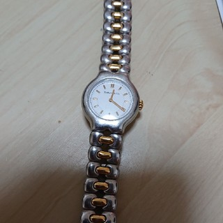 ティファニー(Tiffany & Co.)のティファニー ティソロ 訳あり 18Kコンビ(腕時計)