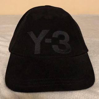 ワイスリー(Y-3)のY-3 キャップ UNCONSTRUCTED(キャップ)