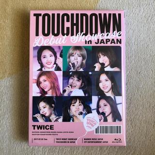 """ウェストトゥワイス(Waste(twice))のTWICE """"Touchdown in Japan"""" blu-ray版 特典付き(ミュージック)"""