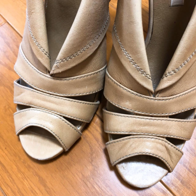 VII XII XXX(セヴントゥエルヴサーティ)のセブントゥエルブサーティー サンダル レディースの靴/シューズ(サンダル)の商品写真