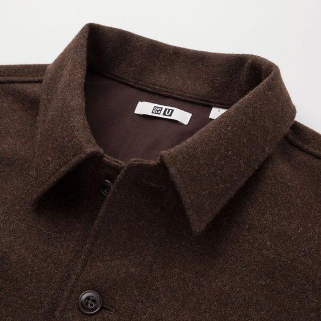 フリース シャツ ジャケット