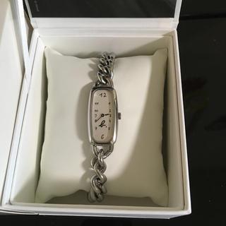 アニエスベー(agnes b.)のアニエスベー 腕時計 30周年記念限定(腕時計)