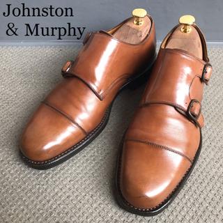 オールデン(Alden)の✨最上級ライン✨【JOHNSTON&MURPHY】ビジネスシューズ 革靴(ドレス/ビジネス)