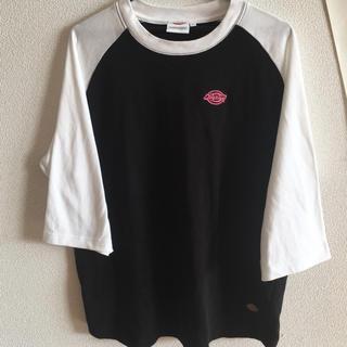 ディッキーズ(Dickies)のDickies ディッキーズ ロングTシャツ(Tシャツ(長袖/七分))