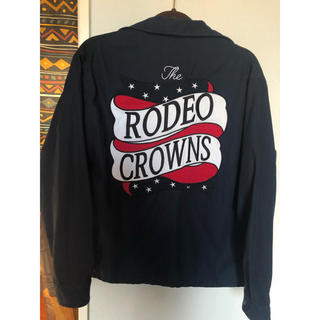ロデオクラウンズワイドボウル(RODEO CROWNS WIDE BOWL)の大人気!ミリタリージャケット(ミリタリージャケット)