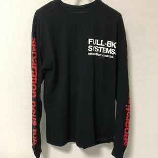 トゥエンティーフォーカラッツ(24karats)のFULL-BK フルビーケー ロンT(Tシャツ/カットソー(七分/長袖))