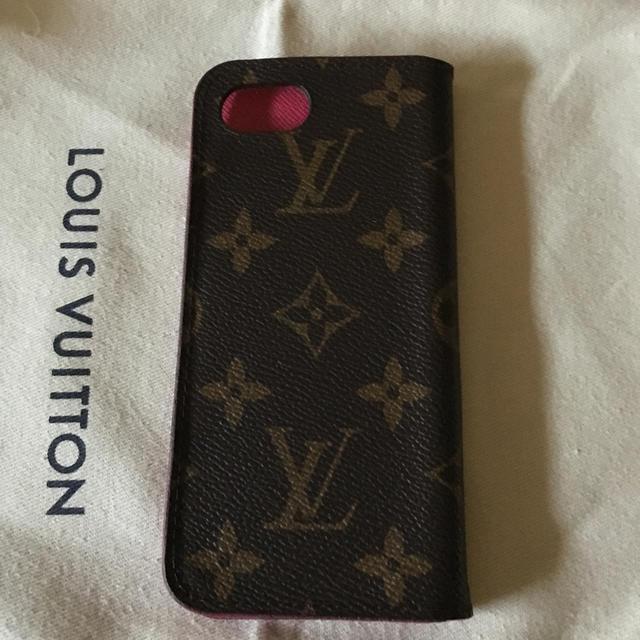 LOUIS VUITTON - ルイヴィトン手帳型ケースの通販