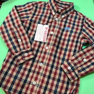 McGREGOR - McGREGOR.....男の子長袖シャツ…(110センチ)…未使用