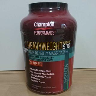 チャンピオン(Champion)の<送料込み>ヘビーウェイトゲイナー チョコレートブラウニー 3.175kg(プロテイン)