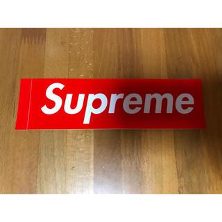 Supreme - supreme シュプリーム ステッカー シール