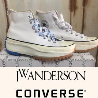 ジェイダブリューアンダーソン(J.W.ANDERSON)の JW anderson Converse run star hikeスニーカー(スニーカー)