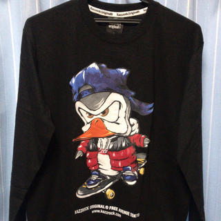 カズロックオリジナル(KAZZROCK ORIGINAL)のkazzrock(カズロック)original Tシャツ(Lサイズ)新品未使用品(Tシャツ/カットソー(七分/長袖))