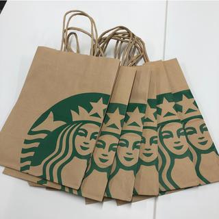 スターバックスコーヒー(Starbucks Coffee)のスターバックス 紙袋 ショッパー(その他)