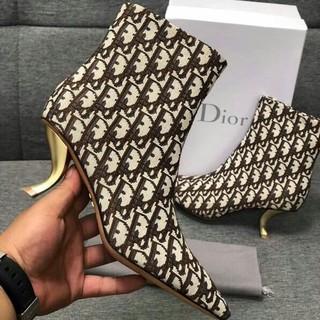 クリスチャンディオール(Christian Dior)のDIOR   シューズ  靴 (ハイヒール/パンプス)
