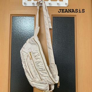ジーナシス(JEANASIS)のMILK-TEA様専用☺︎︎(ボディバッグ/ウエストポーチ)