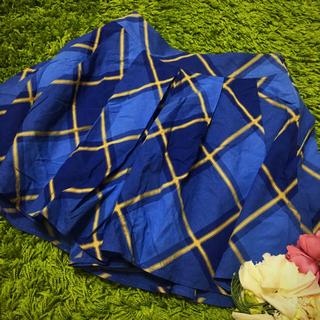バーバリーブルーレーベル(BURBERRY BLUE LABEL)のburberryバーバリーブルーレーベル❤︎定番チェックキュロットスカート(キュロット)