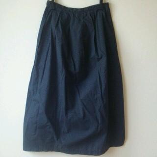 ドゥファミリー(DO!FAMILY)のドゥファミリィ 水玉ロングスカート(ロングスカート)