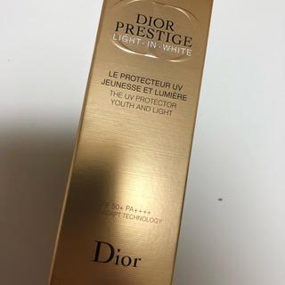 クリスチャンディオール(Christian Dior)のディオール プレステージ ルミエール 下地(化粧下地)