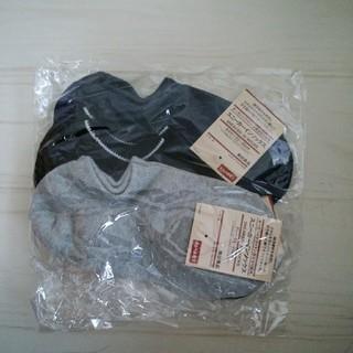ムジルシリョウヒン(MUJI (無印良品))の新品未使用 無印良品 スニーカーソックス3点セット 靴下 (ソックス)