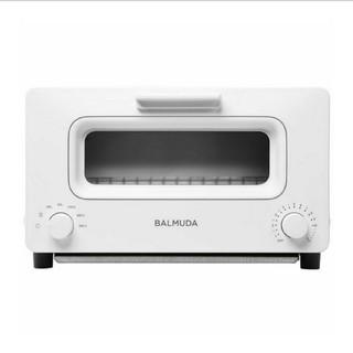 バルミューダ(BALMUDA)のバルミューダザトースター 新品未使用未開封 白(調理機器)