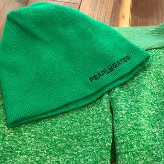 パーリーゲイツ(PEARLY GATES)のパーリーゲイツ  ニット帽 フリーサイズ(その他)